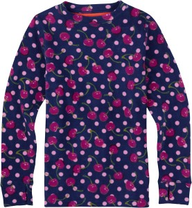 Burton Youth Fleece Set speelbound tuti frutti | w16