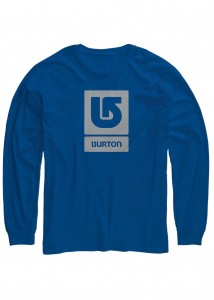 Burton Boys Vertical LS Tee brooke