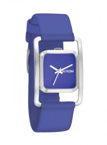 Nixon Dynasty Leather purple
