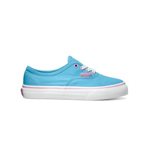 Vans Kids Authentic (Pop) aquarius/prism pink