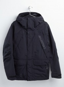 Burton 	M BREACH JK TRUE BLACK/W21