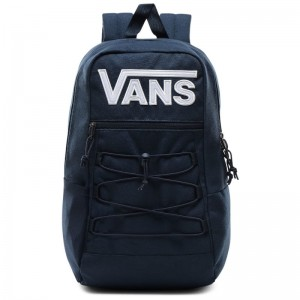 PLECAK VANS SNAG BACKPACK dress blues/whiTE VN0A3HCB5S21