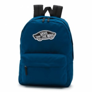 PLECAK VANS REALM BACKPACK  Gibraltar Sea