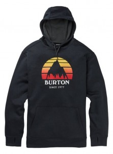 BURTON  	M OAK FZ SUNSET TRUE BLK HTR I 20 W
