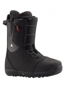 BURTON  	ION BLACK/RED I W20