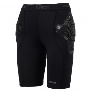 BURTON  	WB TOTAL IMP SHORT TRUE BLACK I 20 W