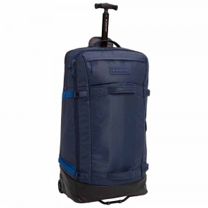 Torba Burton Multipath Checked 90L DRESS BLUE COATED