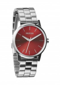 Nixon Small Kensington dark red