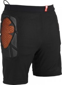 R.E.D. Men's Base Layer Short black
